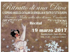 Recital su Angelica Catalani