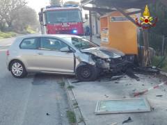 L'incidente a Ponte Lucerta di Trecastelli