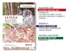 Presentazione libro Chiara Michelon