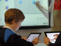 Utilizzo di tablet a scuola: la didattica diventa digitale