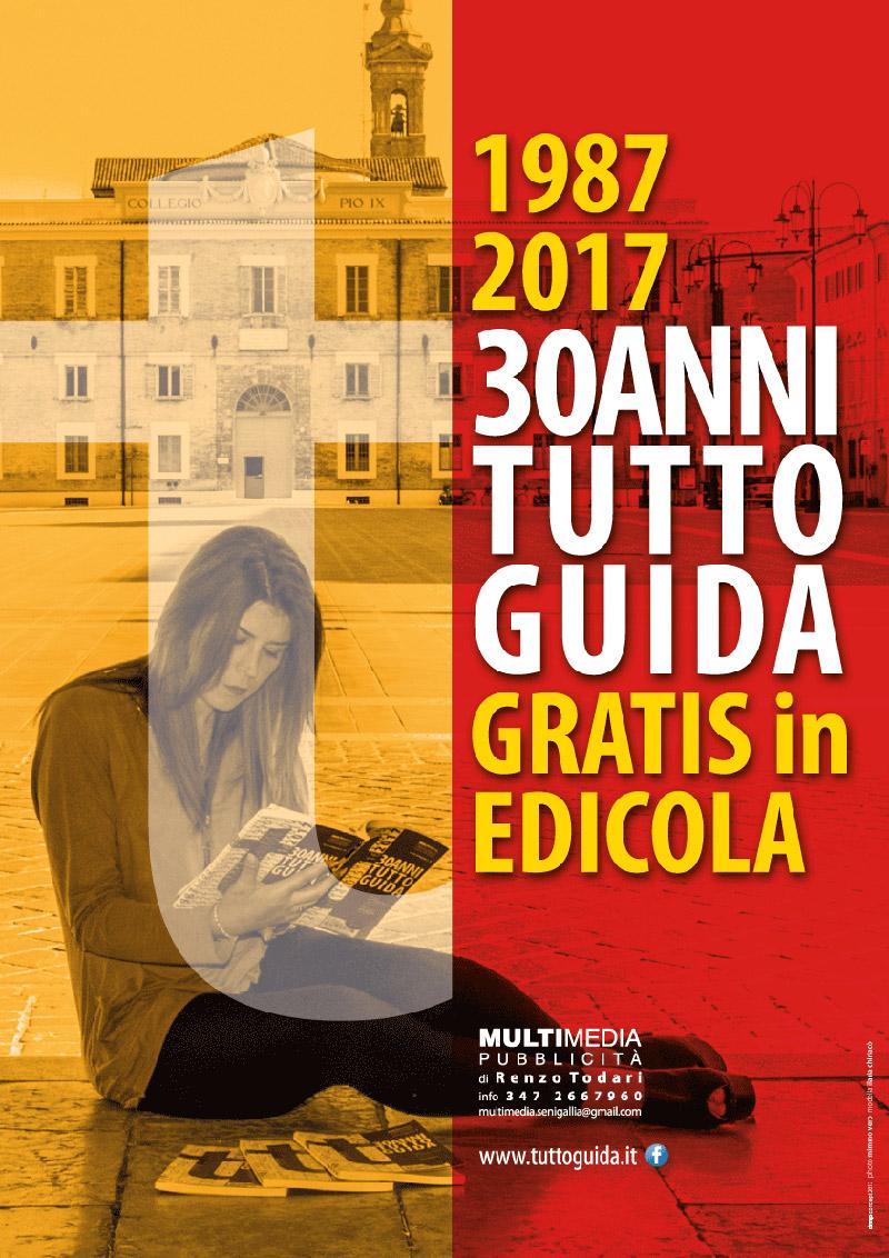 Tuttoguida 2017 - locandina