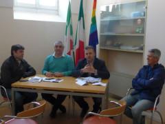 Mozione Renzi segretario, coordinatori