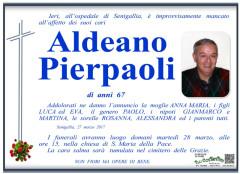 Necrologio Aldeano Pierpaoli
