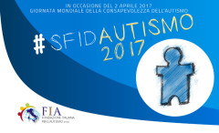 Giornata Mondiale della consapevolezza dell'Autismo 2017