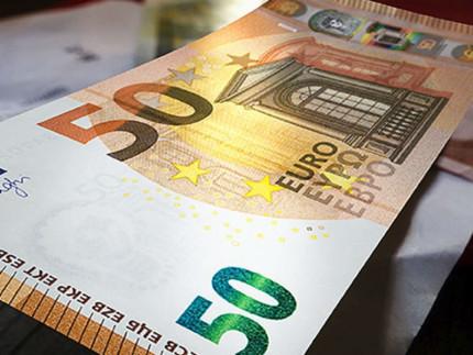 banconota da 50 euro, soldi, banconote