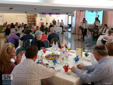 Fiesta mexicana per studenti, genitori e docenti dell'istituto alberghiero A.Panzini di Senigallia