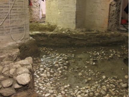 area archeologica di via cavallotti