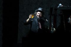Vinicio Capossela in concerto ad Ancona - foto di Simone Luchetti