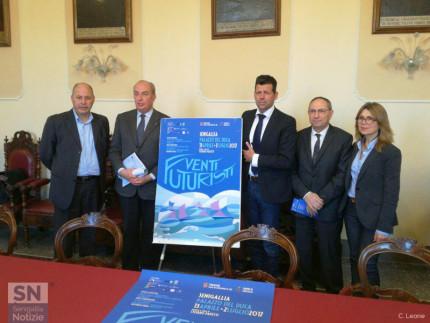 """Presentazione della mostra """"Venti Futuristi"""" a Senigallia"""
