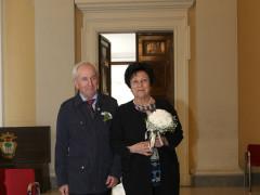Nazzareno Cercamondi e Liliana Rinaldi