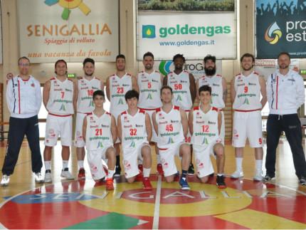 Goldengas Pallacanestro Senigallia 2016-2017