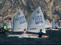 Ottimo sesto posto per Marco Gambelli e per il Team Sailing Park dopo le regate dal 13 al 16 aprile a Riva del Garda