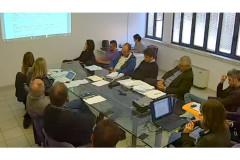 La seduta del 19 aprile 2017 della VI commissione sul bilancio consuntivo del comune di Senigallia