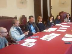 La presentazione delle iniziative per la giornata mondiale del libro a Senigallia