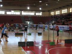 Svolta a Senigallia la 35esima edizione dei campionati italiani master di badminton