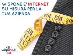 Wispone è internet su misura per la tua azienda