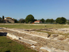 Il parco archeologico regionale della Città Romana di Suasa, nel Comune di Castelleone di Suasa, località Pian Volpello
