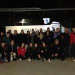 L'Araba Fenice di Corinaldo in partenza per la Corsica