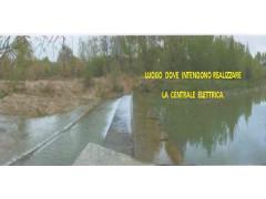 Luogo di realizzazione della mini centrale idroelettrica lungo il Misa