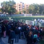 FC Senigallia - Barbara: festa promozione a fine gara