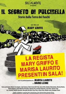 Il segreto di Pulcinella - Marisa Laurito e Mary Griffo al Cinema Gabbiano di Senigallia