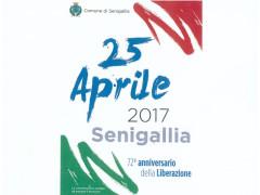 il programma delle iniziative per il 25 aprile a Senigallia
