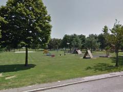 I giochi pubblici nel parco della Pace al Vivere Verde di Senigallia
