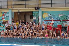 Trofeo Around Sincro 2017, sorrisi e medaglie per il Senigallia Nuoto