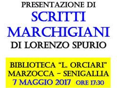 Presentazione volume Lorenzo Spurio