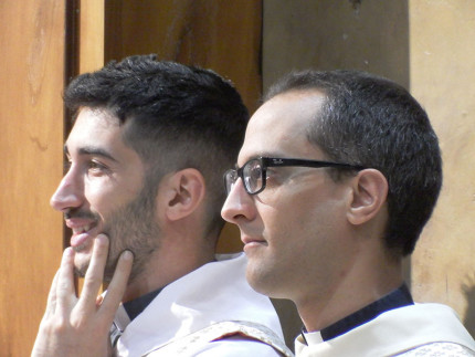 Emanuele Piazzai e Filippo Vici