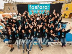 Gli animatori di Fosforo, la festa della scienza