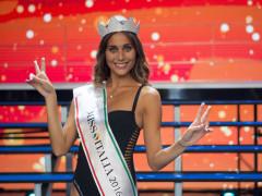 Miss Italia 2016 Rachele Risaliti. Fonte: missitalia.it