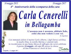 Carla Cenerelli in Bellagamba