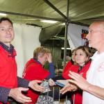 Festa del Cuntadin a Montignano di Senigallia - Lo staff