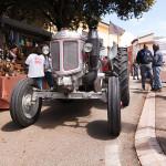 Festa del Cuntadin a Montignano di Senigallia - Trattore storico