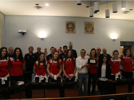 Volley Pesaro promosso in serie A1