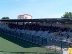 Vigor Senigallia - Olimpia Marzocca: tribuna del Bianchelli