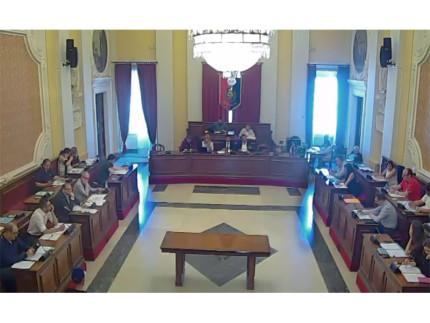 La seduta del consiglio comunale di Senigallia del 23 maggio 2017