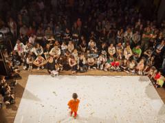 Uno spettacolo per NotteNera Junior a Serra de' Conti
