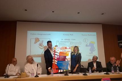La presentazione a Milano dell'edizione 2017 del CaterRaduno