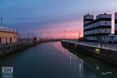 """""""Alba sul porto"""" carlo-torelli"""