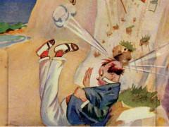 """""""La scelta del viaggio"""", copertina libro"""