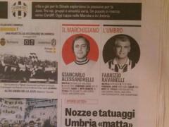 L'ex juventus Alessandrelli ricordato sulla Gazzetta