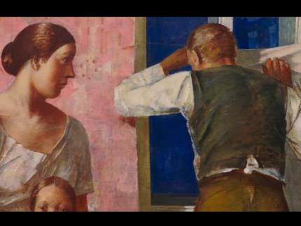 """Una scena del film sul mondo dell'arte: """"Revolution - La Nuova Arte per un Mondo Nuovo"""""""