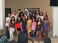 Studenti da New York a Senigallia per imparare l'italiano
