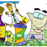 Il volantino della festa dell'ambiente a Serra de' Conti