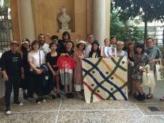La delegazione cinese di shenzhen visita le Marche grazie a De.liu Consulting
