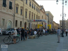 Giro d'Italia under 23 a Senigallia