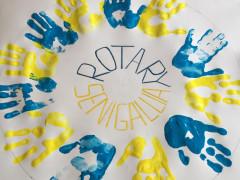 Festa con Rotary e comunità Nilde Cerri a Senigallia