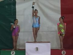 Chiara Ceccolini sul podio più alto